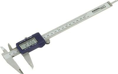 Sealey Digital Vernier Calliper 0-200mm/0-8""