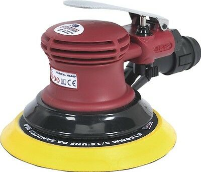 Sealey Generation Series Air Palm Orbital Sander 150mm Dust-Free