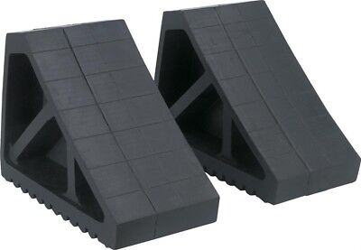 Sealey Rubber Wheel Chocks 2.9kg - Pair