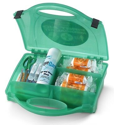 Click 10 Person Trader First Aid Kit