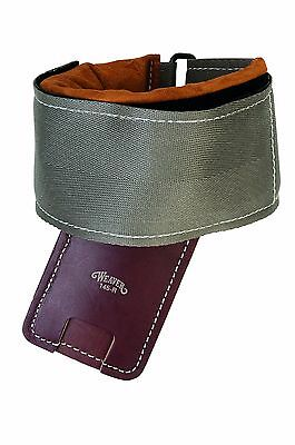 (2) Weaver Leather Steel Support Pads - Fit Buckingham and Bashlin Climbers