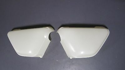 Honda SL175 K0 & K1 Side Covers - New - Perfect - Reproduction - Limited Supply