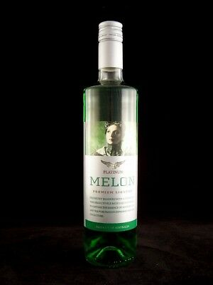 NV PLATINUM Melon Premium Liqueur Isle of Wine