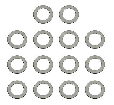 "Team Associated 7368 Rear Axle (Universal) Shims, 3/16 X .010"" (14)"