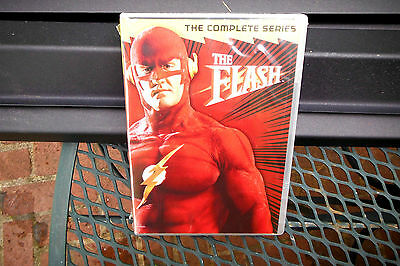 The Flash-The Complete 2011 Series-Brand New/sealed 6 Dvd Set! 1088 Minutes!