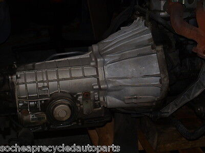 Ford Falcon Au Series 4 Speed Automatic Transmission With Warranty For $380