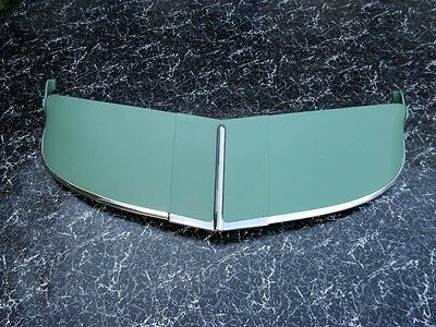 FULTON 1000 SUN SHIELD EXERIOR SUN VISOR-ORIGINAL-COMPLETE-EXCEPTIONAL CONDITION
