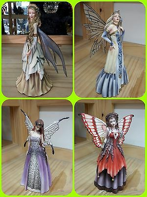 Dragonsite Fairysite Fairy Elfen Fees Fata Set 4 Regine By Selina Fenech