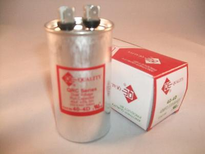 40 MFD 370-440vac Round Electric Motor Run Oil Filled Capacitor 40 uf HVAC volts