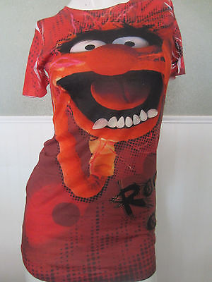 Hot Topic:  The Muppets Animal Rock On Tee