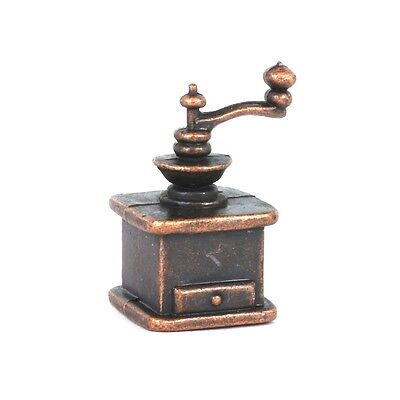 Coffee Grinder, Doll House Miniatures, 1.12 Scale Coffee Shop Accessory