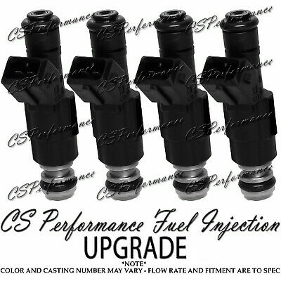 Chevy Buick Factory Bosch OEM 0280158205 1.4L Turbo Flow Matched Fuel Injectors