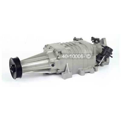 OEM Genuine Remanufactured GM Supercharger Fits Buick Chevy Olds & Pontiac 3800