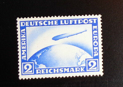 Germany Airmail Zeppelin stamp C36 mint OG NH XF