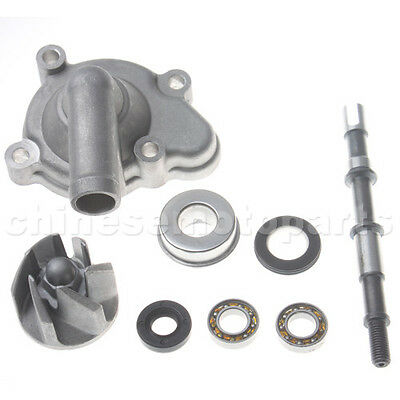 Water Pump Assy for CF250cc Water-cooled ATV Go Kart Scooter