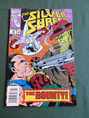 The Silver Surfer - Marvel Comic-Usa  - Feb 1994 - Vol 3 #89   - Vg