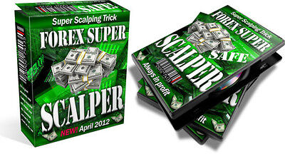 Forex SUPER SCALPER K Dittmann + Bonus M1 Scalping Robot MT4 Indicator
