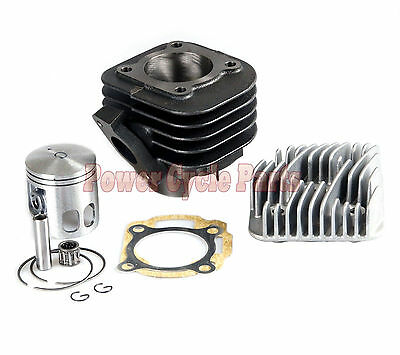 70CC PERFORMANCE BIG BORE CYLINDER KIT 2 STROKE 47mm 10mm 1PE40QMB SCOOTER ATV