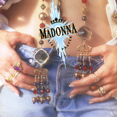 Madonna - Like A Prayer - Vinyl LP *NEW & SEALED*