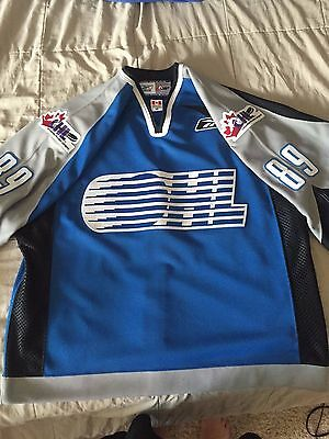 2000's OHL CHL All-Star Patrick O'Sullivan Game Used Worn Jersey with COA