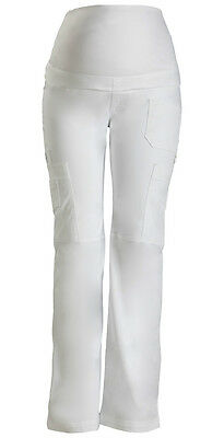 Scrubs Dickies Gen Flex Maternity Pant 85200 DWHZ White