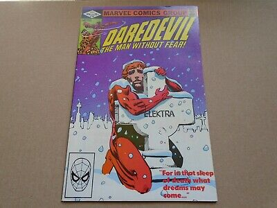 DAREDEVIL #182  Frank Miller  Marvel Comics 1982  NM