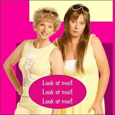 Kath And Kim Drinks Coasters, Fridge Magnets & Keyrings