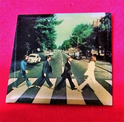 Beatles Abbey Road Album Cover Lapel Pin L@@k!!