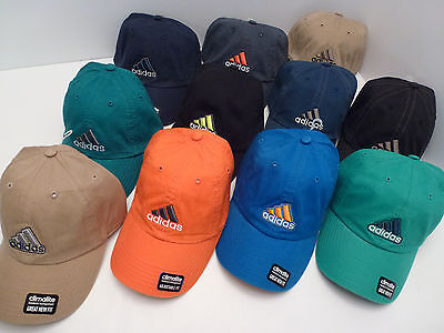 ADIDAS Baseball Hat *Weekend Warrior/Ultimate Cap* Various Color *Adjustable Fit
