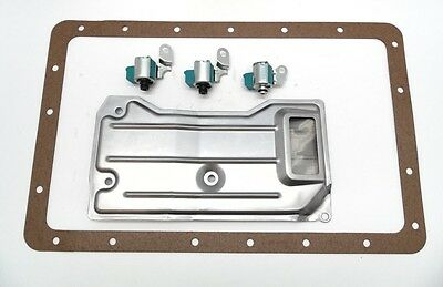 Solenoid Service Kit  Jeep A340 AW4 Transmission 1987-On 2WD & 4WD (21347)