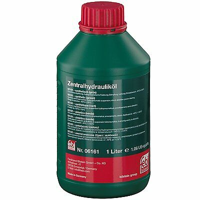febi bilstein 06161 Power Steering Hydraulic Fluid (Green) 1 Litre