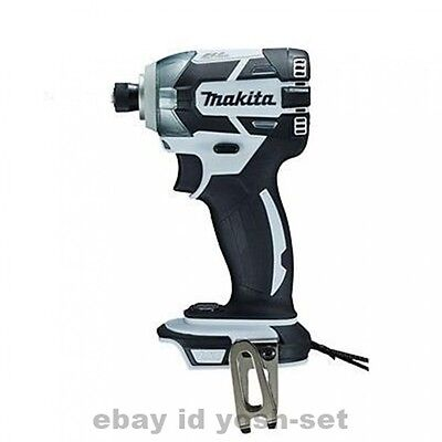 MAKITA TD148DZ TD148DZW White BRUSHLESS 18V IMPACT DRIVER Made in Japan