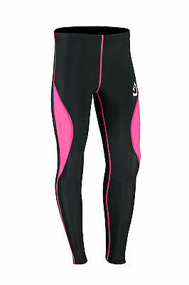 Deckra Compression Base Layer Long Pants Women Running Trouser Tights
