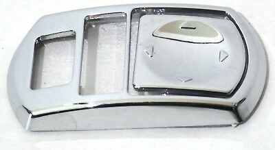 switch bezel rear view mirror chrome plastic for Kenworth 06+ W900 T800 T600 C50