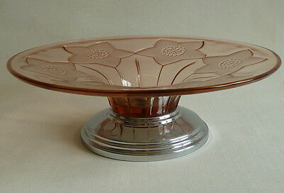 french art deco fruit bowl