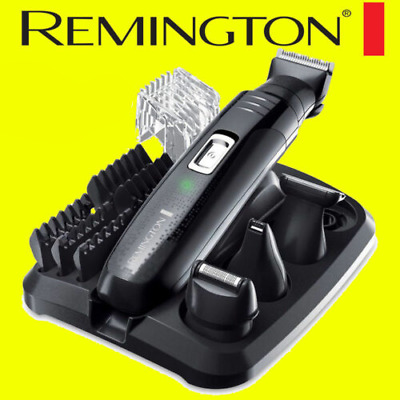 Remington PG6130 Men Groom Body Beard Nose Hair Trimmer Clipper Cordless Shaver
