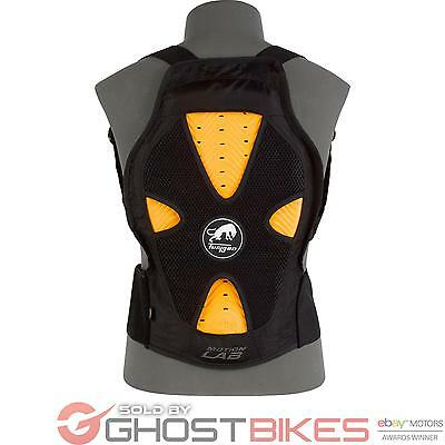 Furygan XP1 D3O Motorcycle Back Protector CE Approved Level 2 Armour Harness