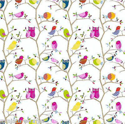 Dolls House Wallpaper 1/12th 1/24th scale Birds Quality Paper #312