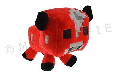 Minecraft Plush/Plushie/Stuffie Mooshroom The Cow Free Shipping From Canada