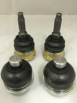 Set of 4 GENUINE Front Lower & Upper Ball Joints for Ford Falcon AU BA BF