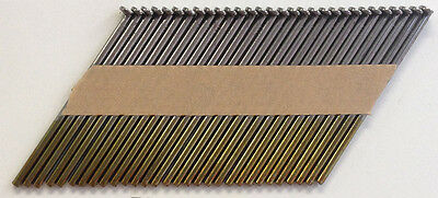 Framing Nails – 28 Degree - Smooth Gal Wire  - Box: 3000 - Size: 65mm x 2.9mm