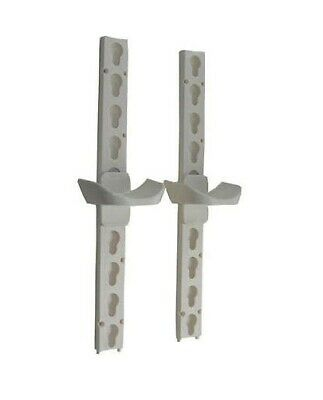 Horse Tracks & Cups - 2 Tracks / 2 Cups - Show Jumping - Horse Jump Holders
