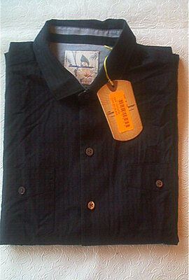 TOMMY BAHAMA NWT  120 NFL Football Embroidered Mens Shirt Size ... c21477e87