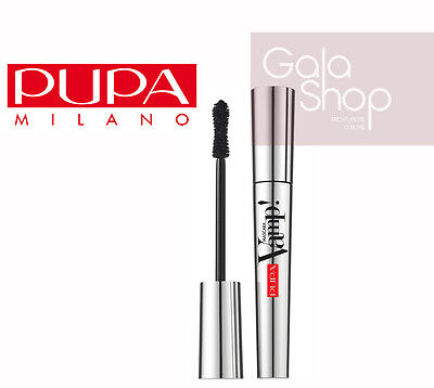 Pupa Mascara Vamp! Extra Black Nero Volume Smisurato  9Ml Scatolato