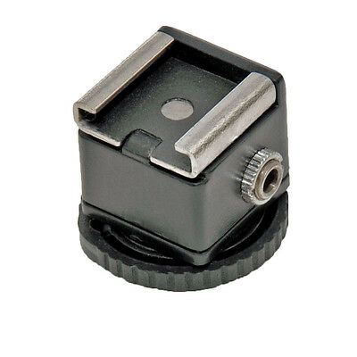 Speed Light Flash Foot Adapter with PC outlets USA Seller