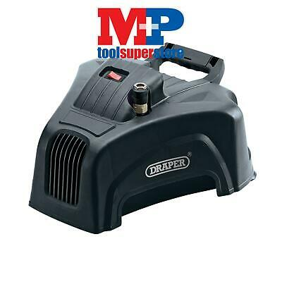 Draper 03317 230V 0.9kW Oil-Free Air Compressor