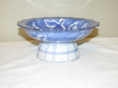 Vintage Small Compote or Footed Candy Dish VFC Sang Arun Maker