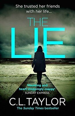 The Lie by C.L. Taylor New Paperback Book
