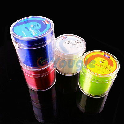 Nylon Fishing Line Durable Monofilament  Pool Lake Sea Fishing Line 500M