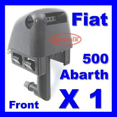Fiat 500 Panda Front Windscreen Washer Jet X 1 Spray Nozzle